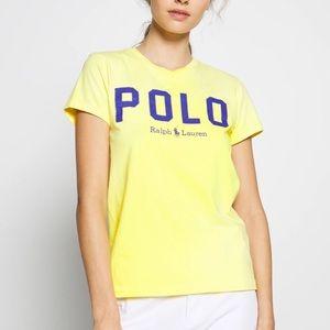 Polo Ralph Lauren Women's Lemon Crush T-Shirt